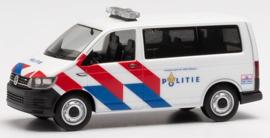 H0 | Herpa 941921 - VW T6 Politie nieuwe striping (NL)