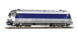 H0   Piko 57890 - MRB, Diesellocomotief Herkules (AC digitaal)