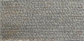 H0   Faller 170603 - Muurplaat, Natuursteen