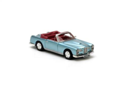 H0 | NEO 87250 - 1955-1956 Facel Vega FV1 Coupe - Blue Metallic