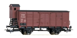 H0 | Piko 54006 - CSD, Gesloten goederenwagen G02 520427