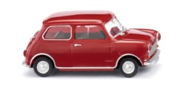 H0   Wiking 022605 - Austin 7, rood (1)