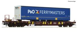 H0 | Roco 76235 - AAE, Draagwagen T3