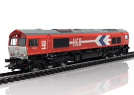 H0 | Märklin 39060 - HGK, Diesellocomotief Class 66 (AC sound)