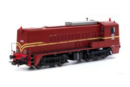 H0   Piko 97768 - NMBS, Diesellocomotief 7608 (AC digitaal)