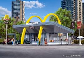 H0 | Vollmer 43634 - McDonald met McDrive