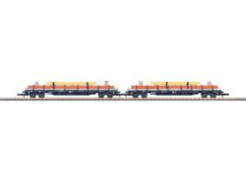 Z | Märklin 82580 - Set platte wagens