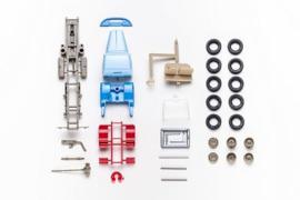 H0 | VK Modelle 77001 VARIANT - Bouwpakket Scania 111 Szm