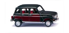 """H0   Wiking 022405 - Renault R4 """"Parisienne"""" (1)"""