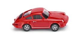 H0   Wiking 016101 - Porsche 911 SC , rood (1)