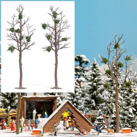 H0 | Busch 6795 - Bomen met maretak