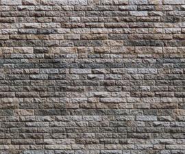 H0   Faller 170617 - Muurplaat, Basalt