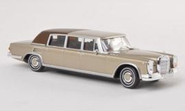 H0 | Brekina Starmada 13008 - Mercedes 600 Landaulet, goud