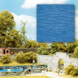 H0 | Busch 7426 - 2 Decorplaten »Water«
