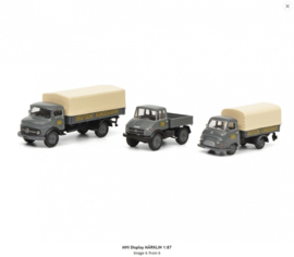 Schuco  - 3 piece set DB (MHI)