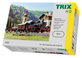 "H0 | Trix 21532 - Startset ""Goederentrein tijdperk III"" DR (DC)"