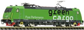 N   Fleischmann 738807 - Green Cargo(SJ), Elektrische locomotief Re 1426