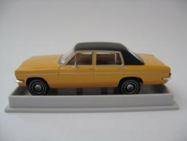 H0 | Brekina 20713 - Opel admiraal B, yellow/black
