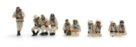 H0 | Artitec 387.100 - Bemanning Sd.Kfz.251/1B winter, 10 figuren