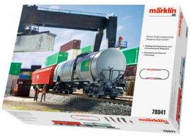 """H0   Märklin 78841 - Thematische uitbreidingsset """"Modern goederenverkeer"""""""