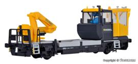 H0 | Kibri 16100 - ROBEL-onderhoudsvoertuig 54.22