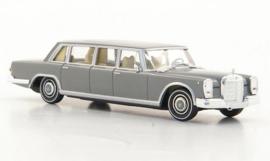 H0 | Brekina Starmada 13007 - Mercedes 600 (W100) Pullman Limousine, grijs
