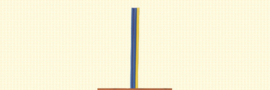 Brawa 3172 - Draad 3 x  0,14 mm², blauw/blauw/geel