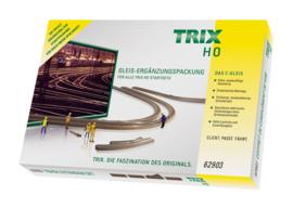 H0 | Trix 62903 - Aanvullingspakket C-spoor C3