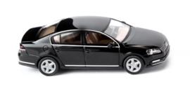 H0   Wiking 008702 - VW Passat B7 Limousine, zwart (1)