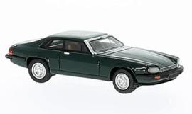 H0 | BoS-Models 87290 - Jaguar XJ-S, donkergroen, RHD, 1975