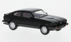H0   Brekina 19550 - Ford Capri MKIII, black, 1981
