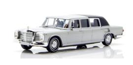 H0 | Brekina Starmada 13009 - Mercedes  600 Landaulet, zilver