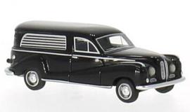 H0 | BoS-Models 87160 - BMW 502, zwart, 1952, begrafenisauto