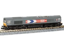 N | Kato 10818 - Class 66 HGK