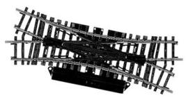 H0 | Märklin 2260 - Engelse wissel (K-rail)