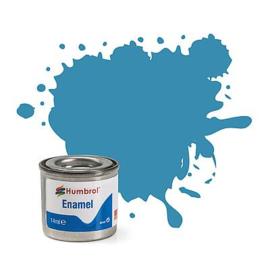 Humbrol 048 - Mediterranean BlueGloss , 14ml