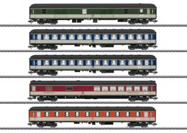 H0 | Märklin 43917 - Set DB personenrijtuigen