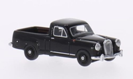 H0 | BoS-Models 87066 - Mercedes 180 (W120) Bakkie, zwart, RHD, 1956