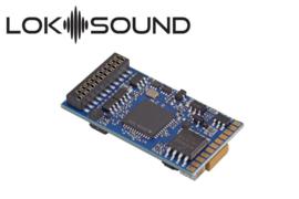 "H0 | Esu 58419 - LokSound 5 DCC/MM/SX/M4 ""Leerdecoder"", 21MTC NEM660, met luidspreker 11 x 15mm,  0, H0"