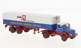 H0 | BoS-Models 87250 - Krupp Tiger, Ruhr Schnellverkehr, zeilenoplegger