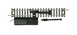 N | Fleischmann 22212 - Electrische ontkoppelrail lengte 104,2 mm