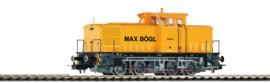 "H0 | Piko 71137 - Diesellok Typ V60 D LEW 11965/1968 ""Max Bögl"" Werklok 4 (DC)"