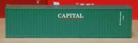 N | De Luxe 20121 - set 40' containers Capital / corrugated