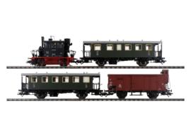 H0 | Märklin 26609 - Personentrein met goederenwagen (AC sound)