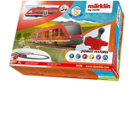Märklin My World (3+) - Programma