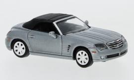 H0 | Ricko 38498 - Chrysler Crossfire Roadster, metallic-gray, top closed.