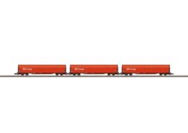 Z | Märklin 82420 - 3 huifwagens