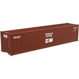 H0 | Atlas 20005041 - 40' Standard height container, ZIM SET #2 (3 Pack)
