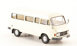 H0 | Brekina Starmada 13251 - Mercedes L 206D Kombi, wit, 1970, zonder omkarton.