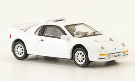 H0 | Ricko 38337 - Ford RS 200, wit, 1986.